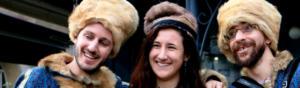Sur les Routes du Tzirkistan